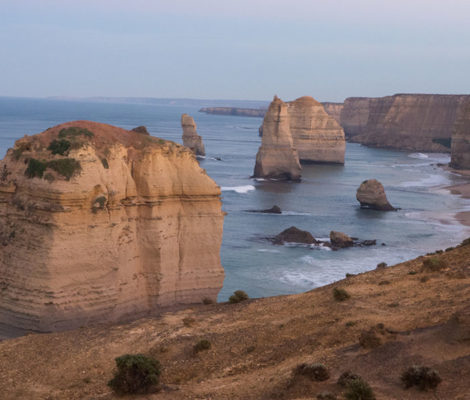 The Twelve Apostles. Photo: Marjie Courtis